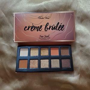 Violet Voss Makeup - Violet Voss Creme Brulee Fun Sized  palette